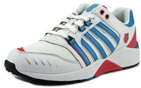 K-Swiss Si-18 Trainer 3 Women Round Toe Leather Multi Color Sneakers.