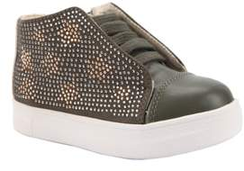 Nina Ana Star Studded Mid Top Sneaker
