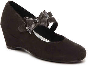 Rachel Girls Judith Toddler & Youth Wedge Pump