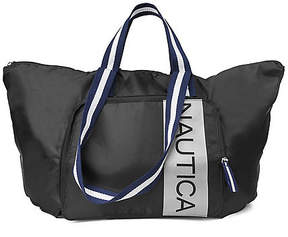 Nautica New Tack Tote - Black & Pewter