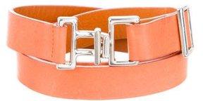 Ralph Lauren Collection Leather Waist Belt