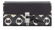 Louise et Cie Frej – Snake-embosed Wallet