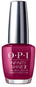 OPI Infinite Shine Nail Lacquer Nail Polish, Miami Beet.