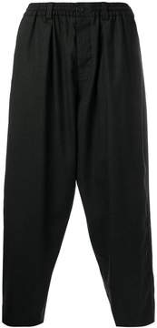 Marni drop-crotch trousers