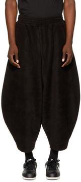 Comme des Garcons Black Fleece Lounge Pants