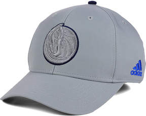 adidas Dallas Mavericks Gray Color Pop Flex Cap