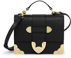 Henri Bendel West 57th Trunk Crossbody