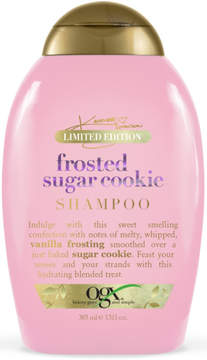 OGX Limited Edition Kandee Johnson Frosted Sugar Cookie Shampoo