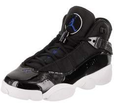 Jordan Nike Kids 6 Rings Bg Basketball Shoe.