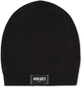 Kenzo Logo wool beanie