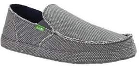 Sanuk Men's Rounder Moc Toe Shoe.
