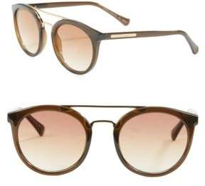 Vince Camuto 51MM Round Sunglasses