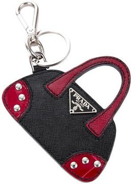 PRADA - HANDBAGS - KEY-CHAINS