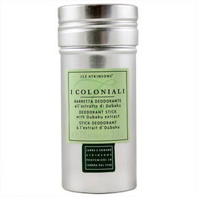 Deodorant Stick With Oubaku Extract by I Coloniali (75ml Deo Stick)