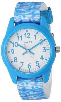 Timex Analog Nylon Strap Watches