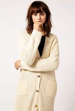 Azalea Knit Long Cardigan