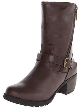 Khombu Women's Mae Ankle Boot.