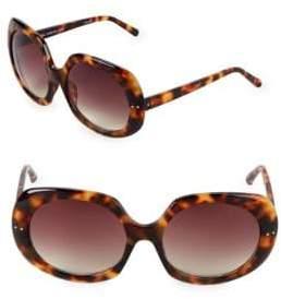 Linda Farrow 60MM Oversized Sunglasses