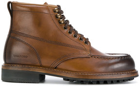 Tom Ford lace-up boots