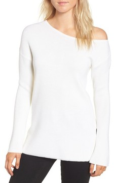 Ella Moss Women's Lucial One Shoulder Sweater