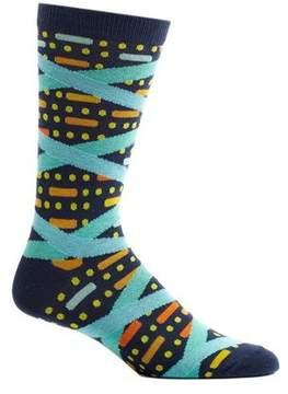 Ozone Men's Double Helix Socks (2 Pairs)