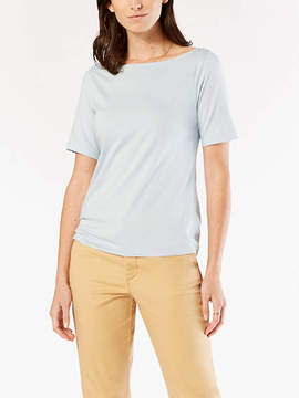 Dockers Half-sleeve Boatneck Shirt