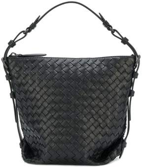 Bottega Veneta intrecciato buckle bag