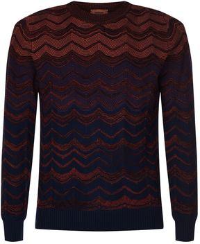 Missoni Wave Design Sweater