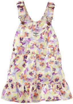 Osh Kosh Toddler Girl Floral Jumper