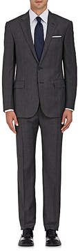 Ralph Lauren Purple Label Men's Anthony Glen Plaid Wool Two-Button Suit