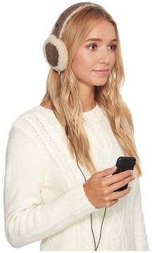 UGG Classic Earmuff with Speaker Technology Cold Weather Hats