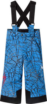 Spyder Blue Spiderman Marvel Propulsion Kids Ski Salopettes