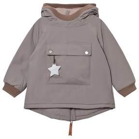 Mini A Ture Baby Wen, B Jacket steel grey
