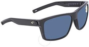 Costa del Mar Slack Tide Grey Rectangular Sunglasses SLT 11 OGP