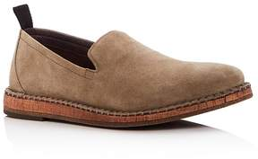 John Varvatos Men's Zander Suede Loafers