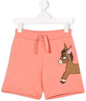 Mini Rodini donkey print shorts