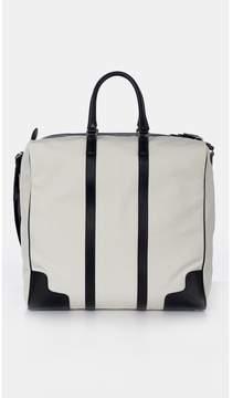 Tibi Ivory/Black Multi Dimanche Bag