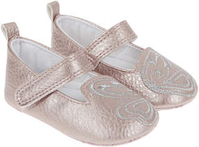 Monsoon Baby Two Halves Butterfly Booties