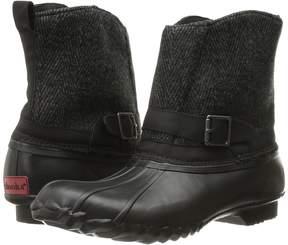 Chooka Step In Duck Boot Herringbone