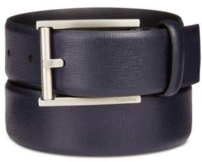 Calvin Klein Mens Feather Edge Belt