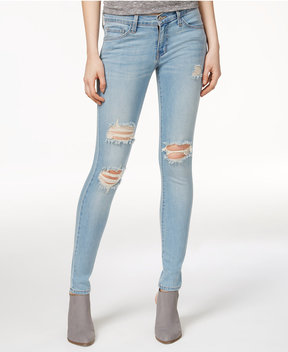 Flying Monkey Ripped Skinny Jeans