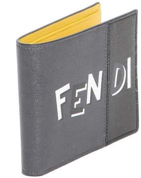 Fendi Logo Wallet