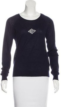 Boy By Band Of Outsiders Silk and Cashmere-Blend Knit Sweater