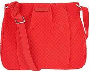 Vera Bradley Microfiber Hadley Crossbody Handbag - ONE COLOR - STYLE