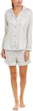 BedHead Pajamas 2Pc Pajama Short Set