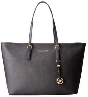 Michael Kors Jet Set Medium Saffiano Leather Tote Bag - ONE COLOR - STYLE