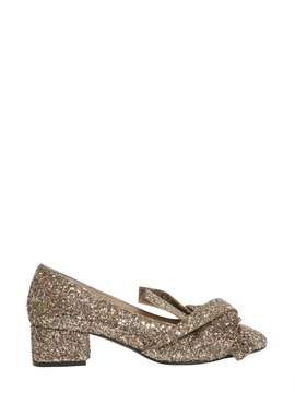 N°21 Glitter Loafers