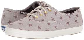 Keds Champion Star Chambray Women's Lace up casual Shoes