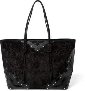 Ralph Lauren Western Zip Tote Bag