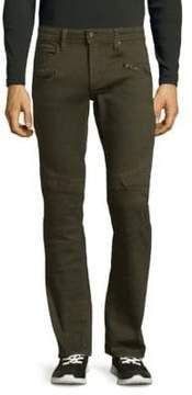 Buffalo David Bitton Ash-X Moto Jeans